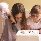 Cómo hacer decoración para pasteles de primera comunión
