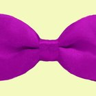 How to make a big bow tie