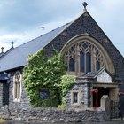 ¿Cómo se llaman las partes de una iglesia?