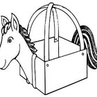 How to make a horse out of cardboard