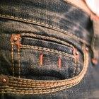 Cómo hacer que la cintura sea más grande en un par de vaqueros