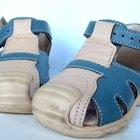 Guía para el tamaño de los zapatos de bebé