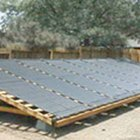 Plans for Making a Solar Heater for a Swimming Pool