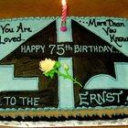 Ideas para un cumpleaños número 75