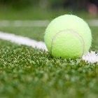 How to make a back garden grass tennis court