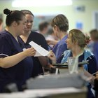 Why is teamwork important in nursing care?