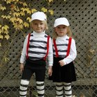 Tweedle Dee Tweedle Dum costume ideas