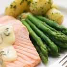 How to poach a side of salmon