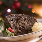 How to reheat Christmas pudding