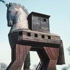 How to make a Trojan Horse model
