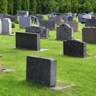 How to find out in what cemetery someone is buried