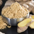 How to substitute ground ginger for grated ginger root