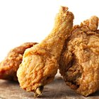 How to make fried chicken in the deep fryer