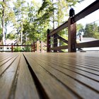 How to repair a rotting deck joist