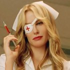How to make a Kill Bill nurse costume