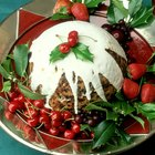 How to steam Christmas pudding in a pressure cooker