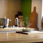 How to resurface kitchen worktops