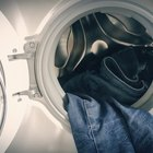 How to clean mould from a washing machine's rubber