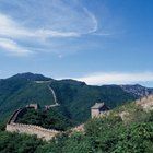 How to make the Great Wall of China out of clay
