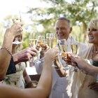 Traditional Italian wedding toasts