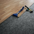 How to fit carpet underlay