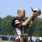 How to make a Roman helmet
