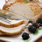 Turkey breast cooking times per pound