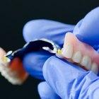 How to prevent a gag reflex with false teeth