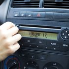 How to splice a car radio aerial