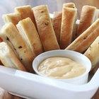 How to make homemade breadsticks