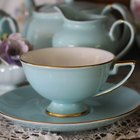 How to get the value of old tea cups and saucers