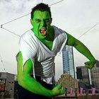 Cómo hacer un disfraz del Increíble Hulk