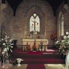 Ideas for altar arrangements