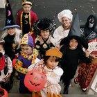 Disfraces fáciles de Halloween hechos en casa para niños