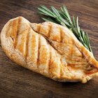 How to steam cook a chicken breast