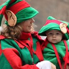 How to make homemade elf costumes