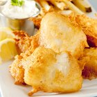 How to make cod fish batter