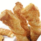 How to keep cheese straws crisp