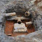 How to find underground water pipes