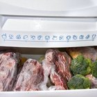 How many watts does the average freezer require?