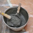How to mix fireclay mortar