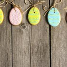 Easter primary school activity ideas