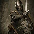 How to make a knights costume from the medieval times