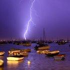 Should you unplug appliances during a thunderstorm?