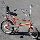 Raleigh Chopper colours