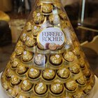 How to make a Ferrero Rocher Christmas tree