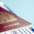 How do I change my address for my UK passport?