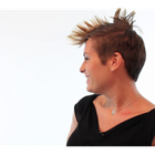 Cómo hacer una cresta con cabello corto