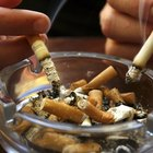 Types of cigarette filters