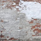 How to get old paint off brick